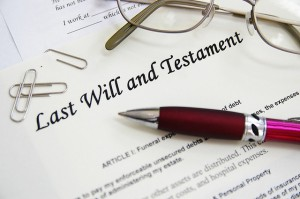 Where are the assets for inheritances going?