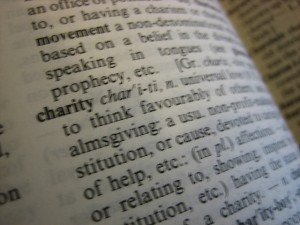 If you haven't had the charitable donations talk with clients, you should start now.