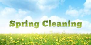 Spring Cleaning for Portfolio Management