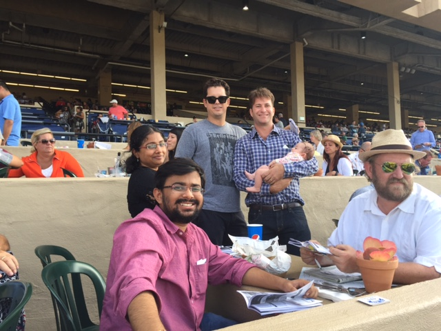 Day at the Del Mar Races 2