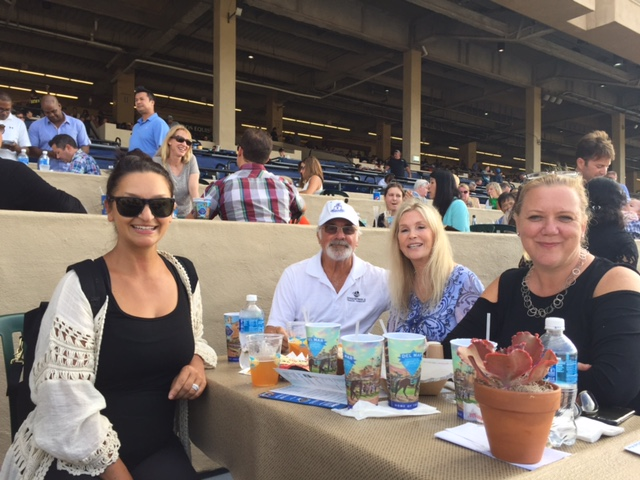 Day at the Del Mar Races 3