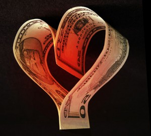 Love, Money and Happiness